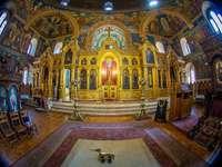 Biserica Sfânta Treime - Biserica Sfânta Treime este situată într-unul dintre locurile centrale din Sofia, lângă Parcul