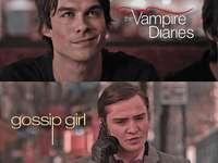 Damon și Chuck ♥♥♥♥ - Damon și Chuck ♥♥♥♥♥♥♥