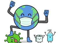 κορωνοϊός - ας καταστρέψουμε αυτόν τον ιό