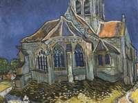 Църквата на Auvers-sur-Oise