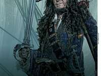 Hector Barbosa - Hector Barbosa Pirates of the Caribbean