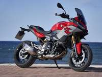 sport-touring motorcycle - m ...................