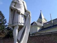 Pannonhalma - Pannonhalma (eslovaco Rábsky Svätý Martin, alemão Martinsberg) - uma cidade (quase 3,9 mil habit