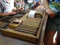 Dominicaanse Republiek - sigaren - Dominicaanse Republiek - sigarenwinkel.