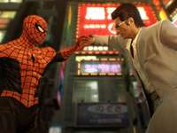 Yakuza Spiderman