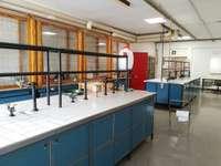 Kémiai laboratórium