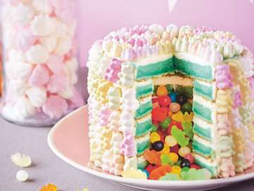 Θέλω τούρτα.
