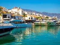 Marbella city in southern Spain - Marbella city in southern Spain
