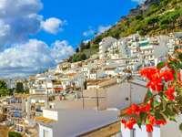 Orașul Marbella din sudul Spaniei - Orașul Marbella din sudul Spaniei