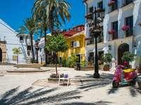 Ville de Marbella dans le sud de l'Espagne - Ville de Marbella dans le sud de l'Espagne