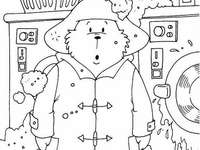 Αρκούδα Πάντινγκτον - Το Paddington φέρει τον αφρό