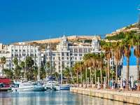 Città di Alicante in Spagna - Città di Alicante in Spagna