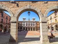 Ciudad de Ávila en España - Ciudad de Ávila en España