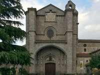 Cidade de Ávila na Espanha - Cidade de Ávila na Espanha