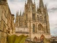 Catedral de Burgos Espanha - Catedral de Burgos Espanha