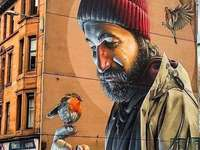 Street Art - Γλασκόβη - MURAL - Street Art - Γλασκόβη - MURAL