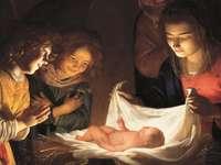 Další betlém - Vánoce v obrazech velkých malířů