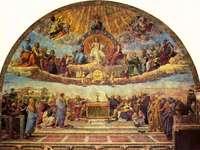 Dysputa o Najświętszym Sakramencie