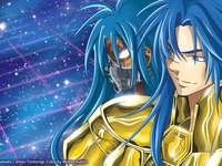 Saint Seiya Lost Canvas Aspros Deuteros