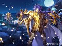 Saint Seiya Gold
