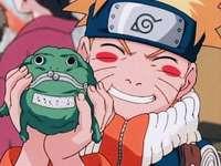 Naruto ?? - Naruto viaja com Jiraiya