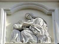Св. Анна в Любартув - Св. Анна в Любартув - храм, построен през 1733-1738 г., проект