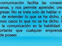 KOMMUNIKATION - Kommunikation hos människor är mycket viktigt