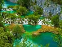 Национален парк Плитвички езера - м ....................
