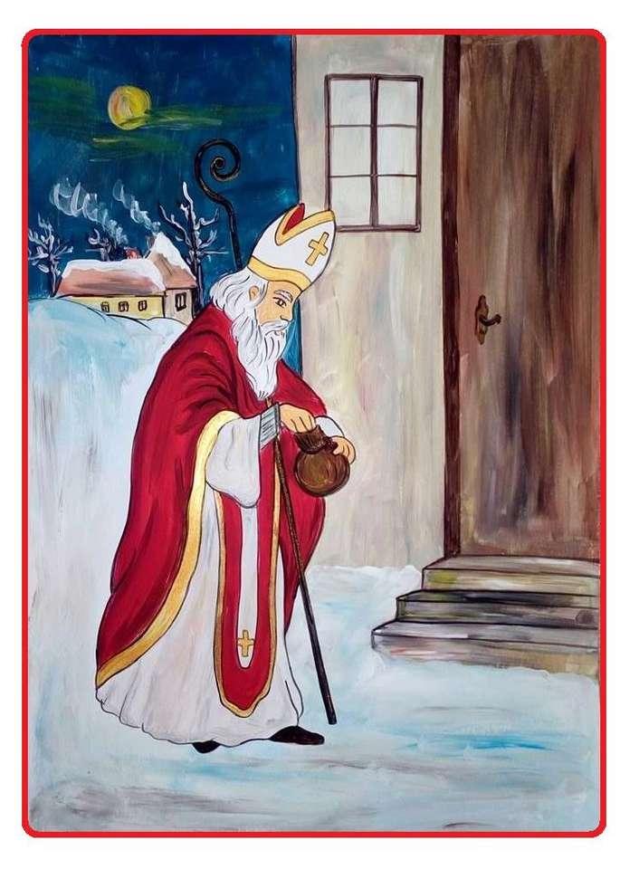 Moș Nicolae - Legenda lui Moș Nicolae (3×5)