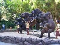 svět safari v Bangkoku - m ...................