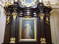 St. Antoni Padewski a Łódź - St. Antoni Padewski - una chiesa francescana barocca costruita nel 1701-1723, che funge anche da chi