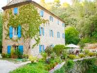 Provence-i stílusú ház