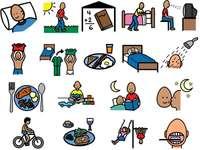 δραστηριότητες της ημέρας - δραστηριότητες της ημέρας, ημέρα μου, τεμ