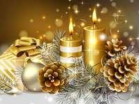 Χριστουγεννιάτικη κάρτα - Μ ....................