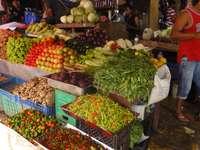 Dominikánská republika - tržiště