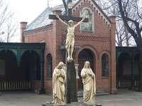 Basilica della Vergine Maria e S. Bartolomeo - Basilica della Vergine Maria e S. Bartolomeo a Piekary Śląskie - una basilica più piccola che fa