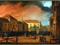 Ноемврийско въстание - Избухването на въстанието през 1830г