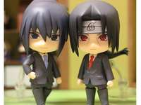 Sasuke and Itachi in costume - Sasuke and Itachi in costume