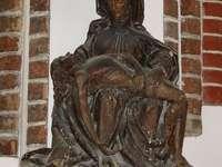 """Катедрална базилика Св. Якуб в Щецин - Катедрална базилика """"Свети апостол Яков"""" - основната"""