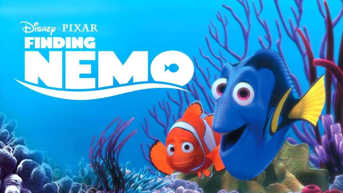 Procurando Nemo - Monte o quebra-cabeça (8×5)