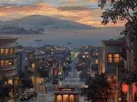 Λος Άντζελες v parádním snímku - Λος Άντζελες v parádním snímku