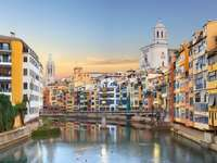 Girona város Spanyolországban - Girona város Spanyolországban