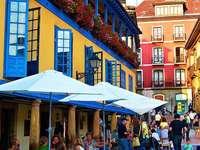 Ciudad de Oviedo en España - Ciudad de Oviedo en España