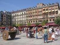 Ciudad de Pamplona en España - Ciudad de Pamplona en España