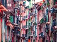 Cidade de Pamplona na Espanha - Cidade de Pamplona na Espanha