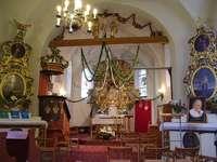 St. Nicholas, St. Stanislao e S. Jan Ch - St. Nicholas, St. Stanislao e S. Giovanni Battista a Ostromecko - una chiesa parrocchiale cattolica
