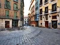 Πόλη του Παμπλόνα στην Ισπανία