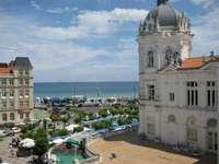 Santander stad i Spanien - Santander stad i Spanien