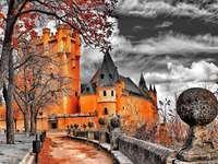 Град Сеговия в Испания - Град Сеговия в Испания