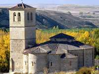 Iglesia de la Vera Cruz Segovia - Iglesia de la Vera Cruz Segovia